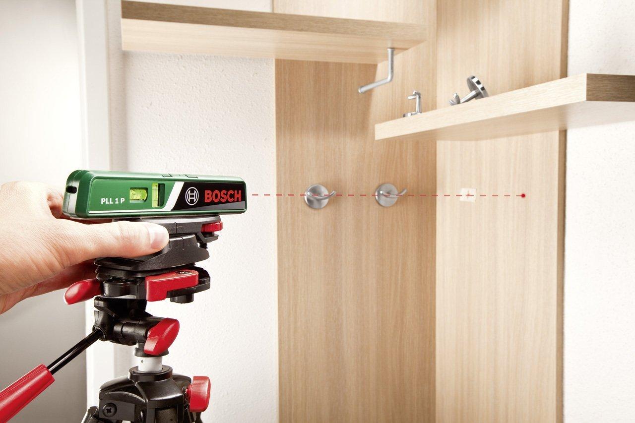 Bosch laser wasserwaage neu test for Trepied pour laser bosch