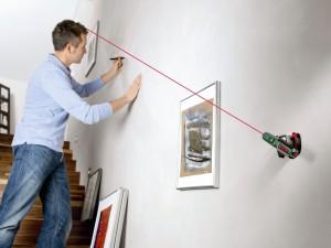 Bosch Laser Wasserwaage 11