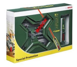 Bosch Laser Wasserwaage 5